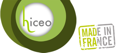 Logo hiceo : communication marketing