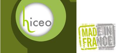 Logo hiceo : communication marketing