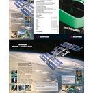 Plaquettes et gammes de produits pour Mitsubishi Forklift Trucks
