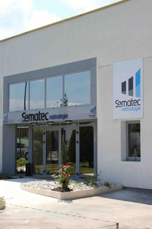 Organisation de l'inauguration de l'extension des locaux  de la société Sematec Métrologie