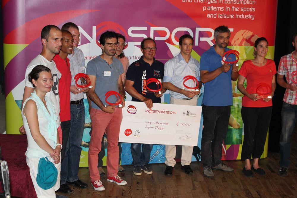 Grand succès pour Inosport 2014