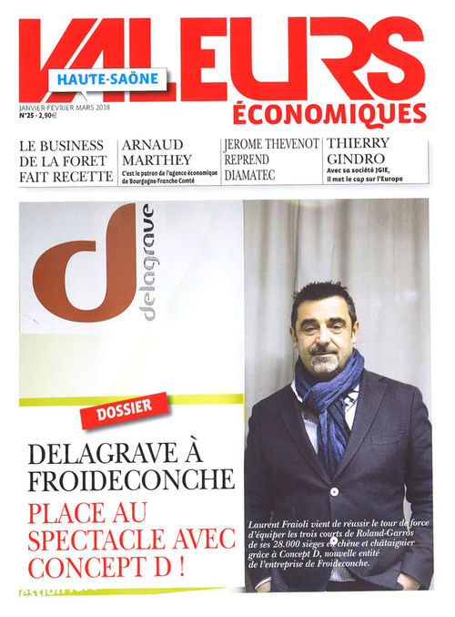Concept D (groupe Delagrave) : le sur mesure à la Française