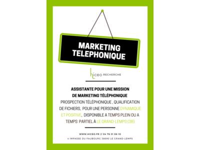 Marketing Téléphonique