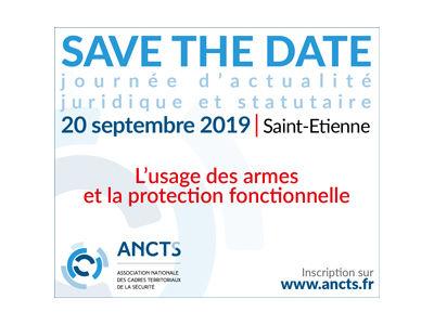 Journée d'actualité ANCTS
