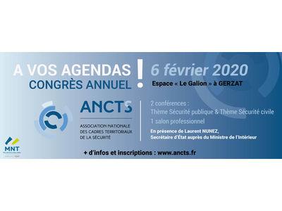 Congrès ANCTS 2020