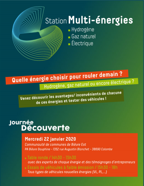 ▪️Hiceo marketing : Station Multi-énergies▪️