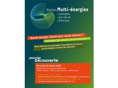 ▪️Hiceo marketing : Station Multi-énergies▪️