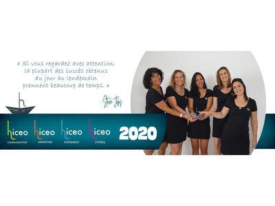hiceo de 2008 à 2020