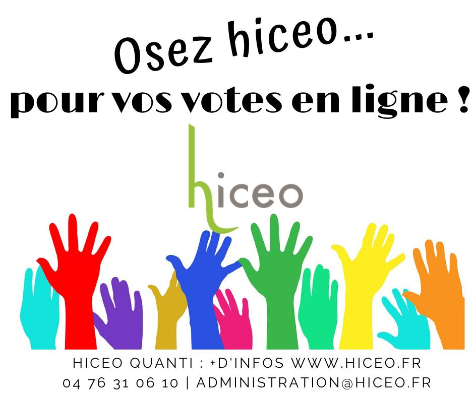 📲Et si vous utilisiez le vote en ligne ? 💻