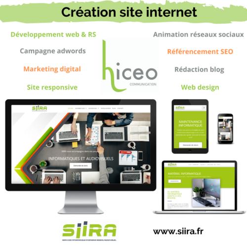 SIIRA ose la communication avec Hiceo !