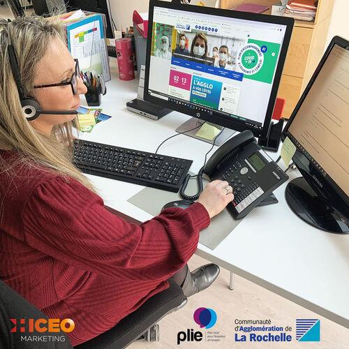 Hiceo réalise une enquête entreprise Emploi et Inclusion pour le PLIE de la Rochelle