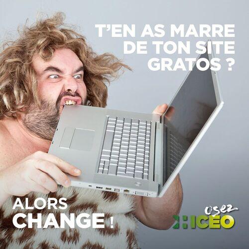 Hiceo propose la refonte ou la création de votre site internet