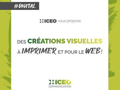 Comptez sur Hiceo pour la création visuelle de votre société !