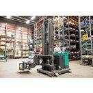 Relations presse et plans médias pour Mitsubishi Forklift Trucks France